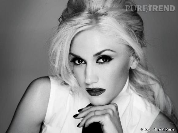 Gwen Stefani égérie de L'Oréal Paris.