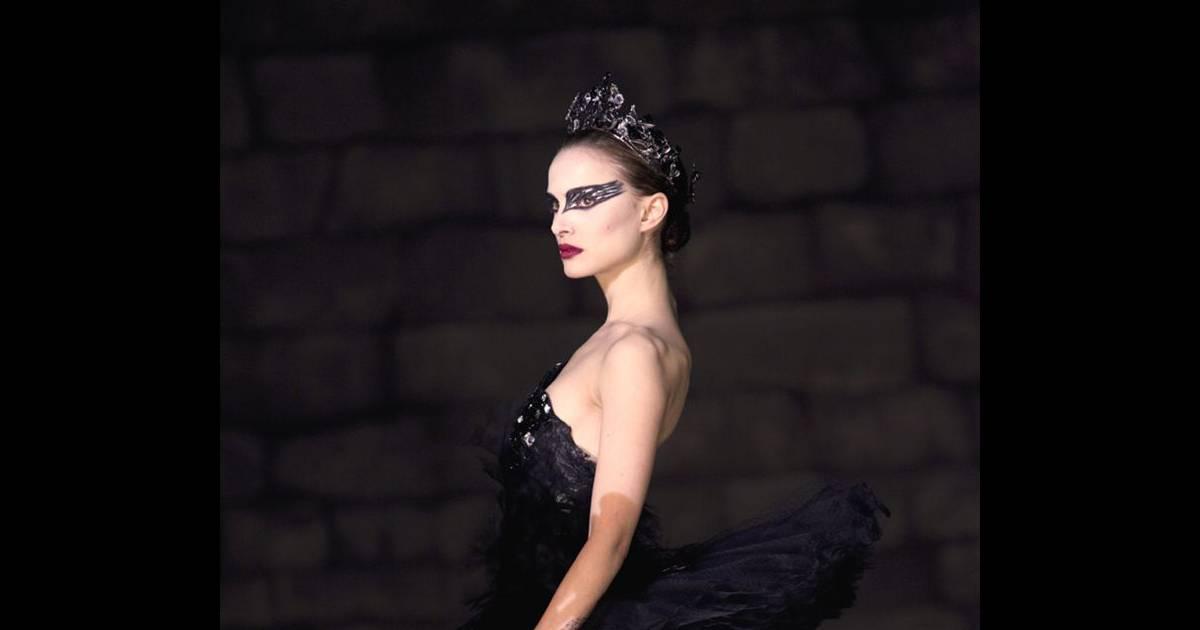 Les secrets du maquillage de Black Swan , Puretrend