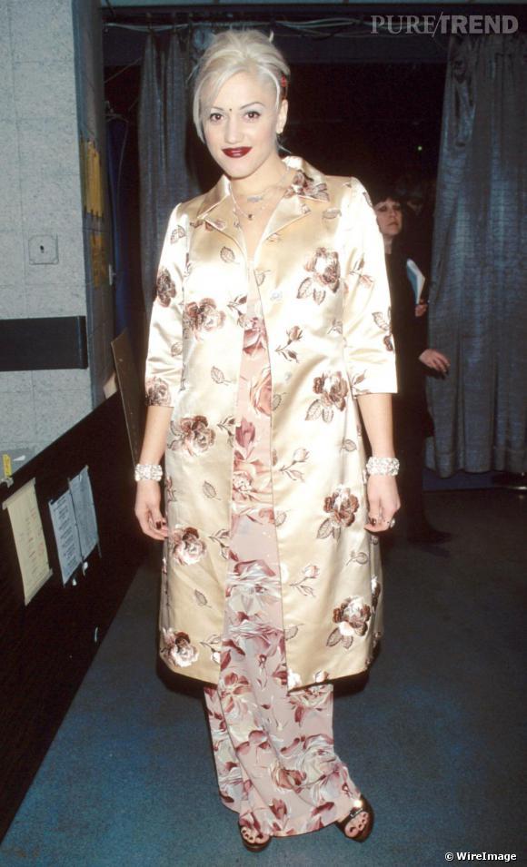 1997, une année un peu dure pour Gwen Stefani, désormais égérie L'Oréal.