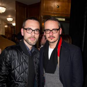 Le duo Viktor & Rolf.
