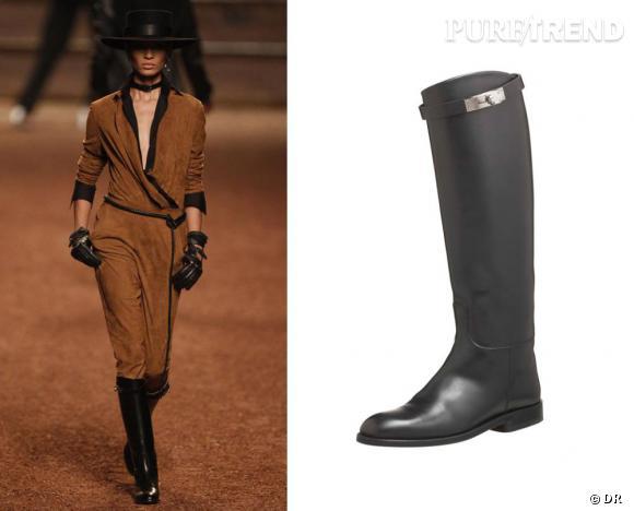 nouveaux produits pour les dernières nouveautés caractéristiques exceptionnelles Les it-shoes de l'été 2011 : les bottes cavalièresDéfilé ...