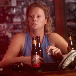 """L'exemple même de l'actrice transformée pour un film est Charlize Theron dans """"Monster""""."""