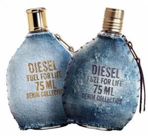 """""""Fuel For Life Denim Collection"""", parfum révolutionnaire de Diesel"""