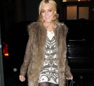 Lindsay Lohan réussit le test