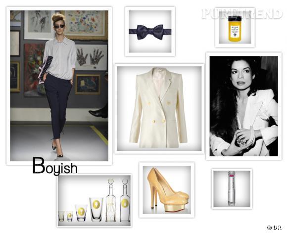 Le style Boyish