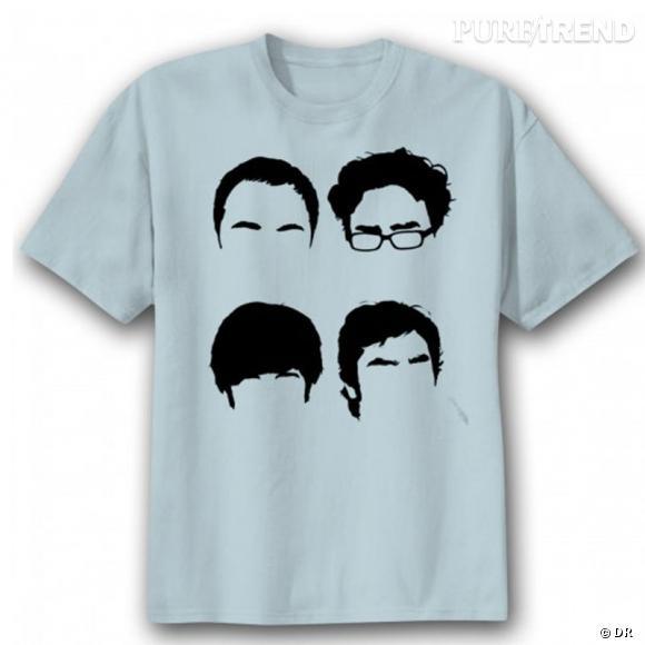 Le t-shirt Four Hairlines