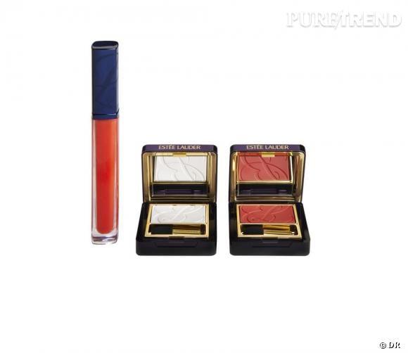 La nouvelle collection de maquillage Estée Lauder.