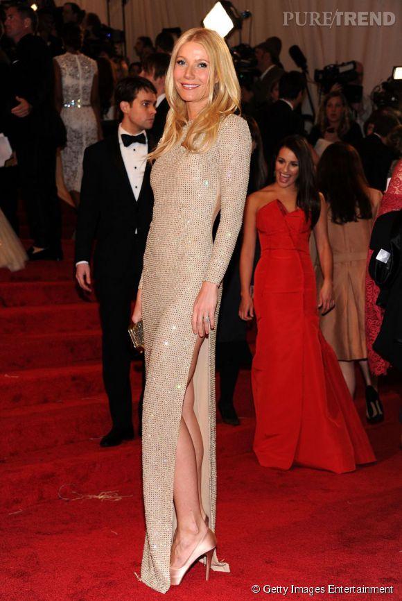 Gwyneth Paltrow, ultra sexy.