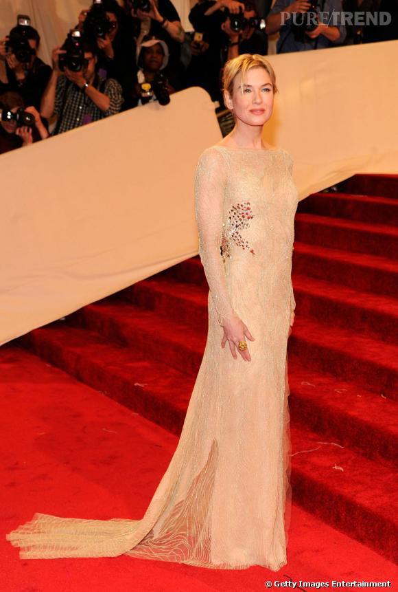 Renée Zellweger, toute nude.