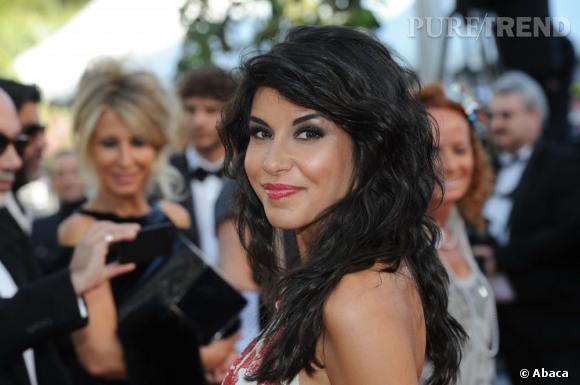 Cannes : les plus belles coiffures du dimanche 15 mai        Reem Kherici est sublime, la crinière noir de jais se fait sauvage et s'ondule pour gagner du volume.