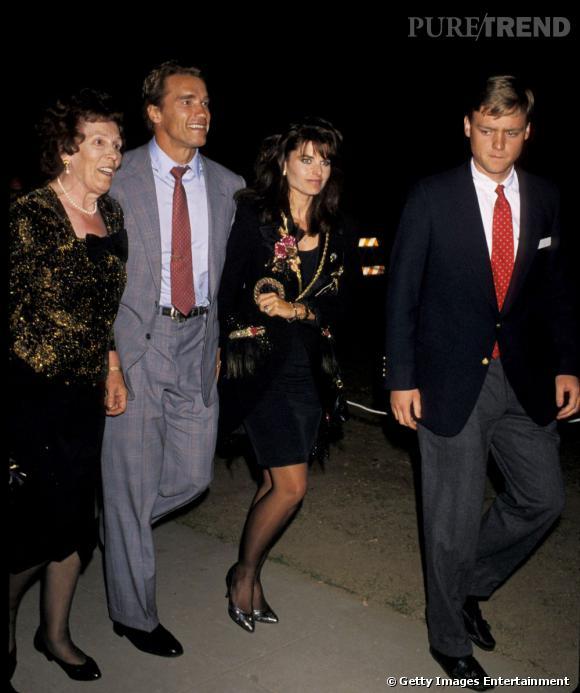 En 1990, l'acteur joue les personnes accessibles lors d'une balade avec son groupe d'amis.