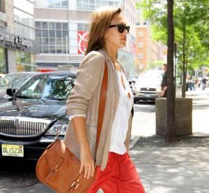 Jessica Alba, bête de mode