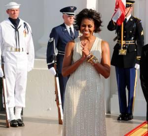 Michelle Obama, born to be wild ?