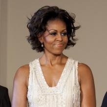 Toujours plus moderne, Michelle Obama est certainement la plus pointue des First Lady US.