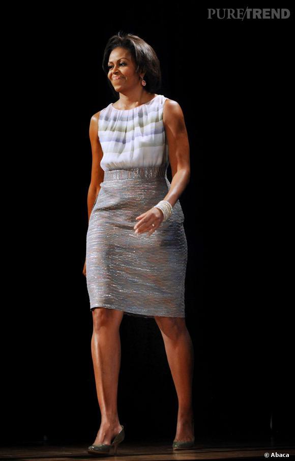 Une fois de plus, Michelle Obama fait confiance aux ...