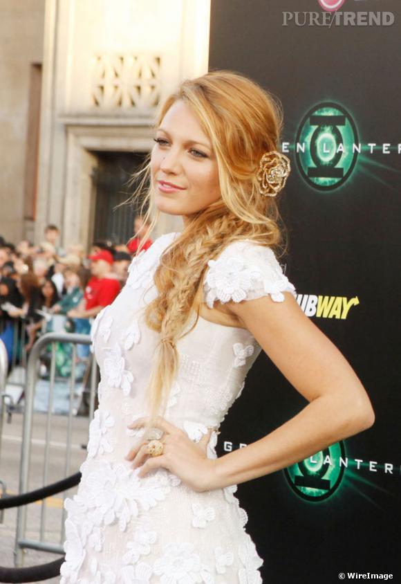 "Blake Lively à la première du film ""Green Lantern"", à Los Angeles"