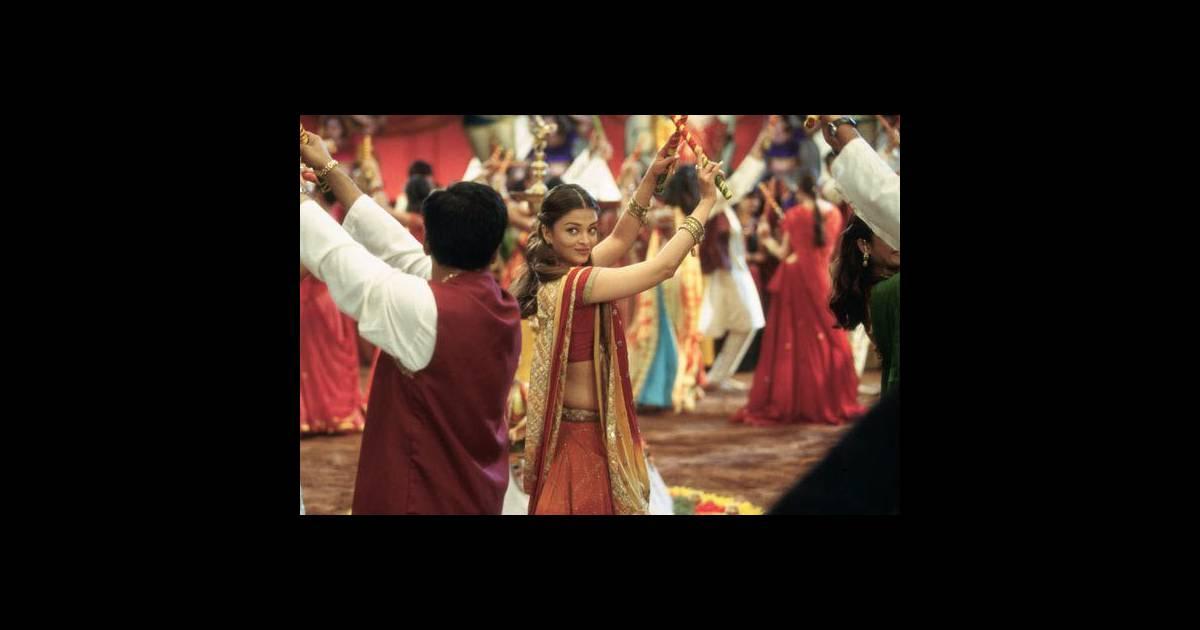 Aishwarya rai dans la mythique sc ne de danse du film - Film coup de foudre a bollywood gratuit ...