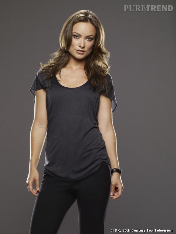Les canons de beauté dans les séries     Série  : Dr House    Nom  : Olivia Wilde