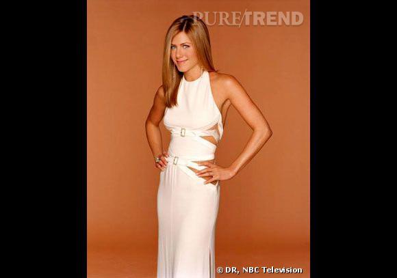 Les canons de beauté dans les séries     Série  : Friends    Nom  : Jennifer Aniston