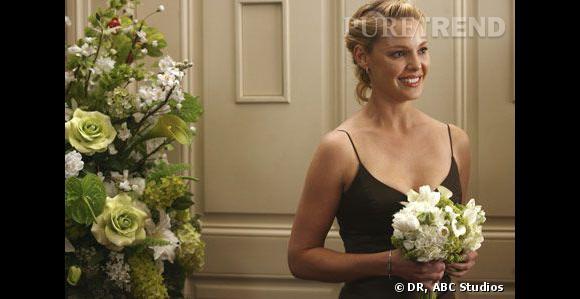 Les canons de beauté dans les séries     Série  : Grey's Anatomy    Nom  : Katherine Heigl