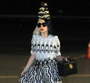 Le look du jour : Lady Gaga en pièce montée
