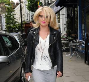 Kelly Osbourne, t'as le look cocotte !