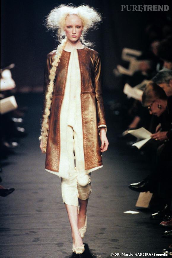 Rococo Inspired Fashion Shows