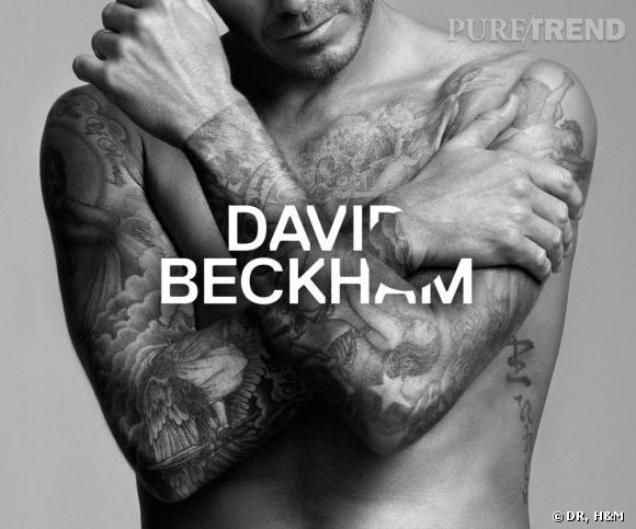 David Beckham distribuera sa ligne de sous-vêtements chez H&M.