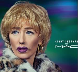 L'artiste Cindy Sherman collabore avec Mac