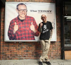 Terry Richardson X Moscot : The Terry.