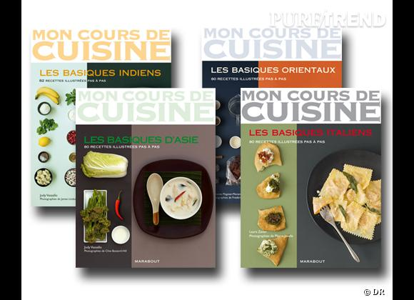 La shopping list id ale de la foodista le must have - Mon cours de cuisine marabout ...