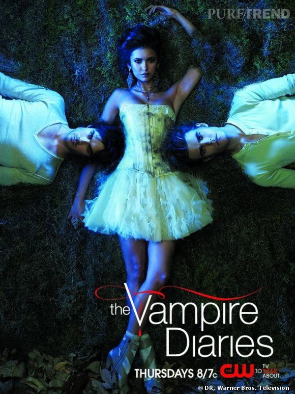 """S'il s'agit de science-fiction, """"The Vampire Diaries"""" ne met pas non plus de côté le style et soigne le visuel."""