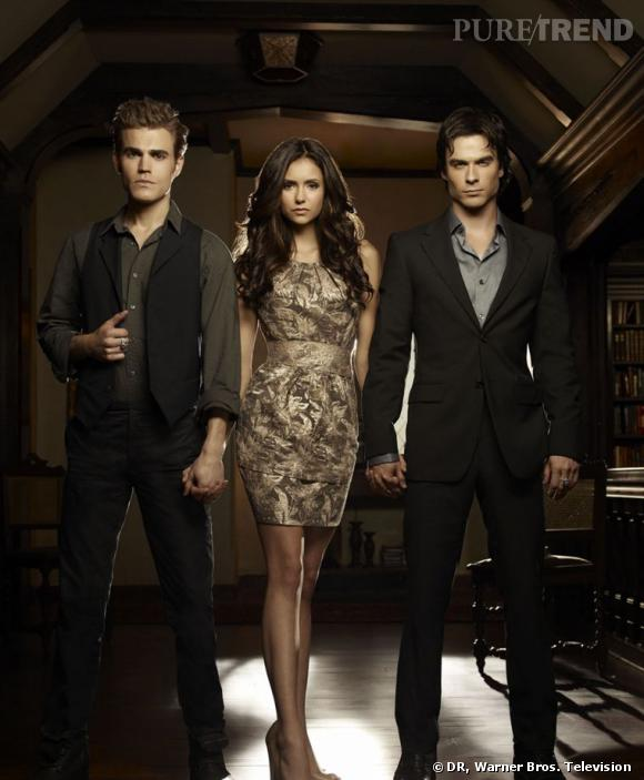 Jeunes, beaux et glamour, le trio a tout pour plaire.