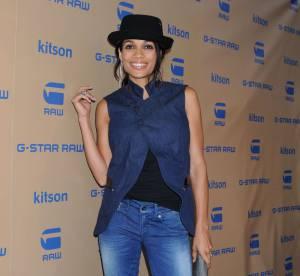 Rosario Dawson, inconditionnelle du jean