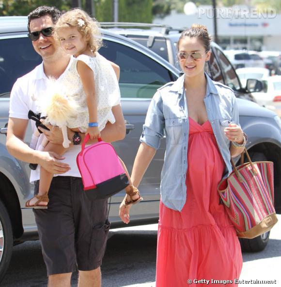 Jessica Alba et son époux Cash Warren ont accueilli ce week-end leur second enfant.