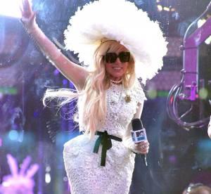 Lady Gaga Vs Emma Stone : la robe Tom Ford