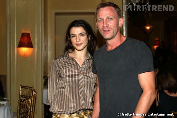 26 juin 2011 : Daniel Craig et Rachel Weisz se marient. Une union secrète après 6 mois de liaison. On n'en sait pas plus.