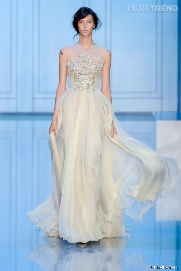 Défilé Elie Sabb Haute Couture automne-hiver 2012