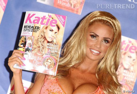 Katie Price vous apprend à lancer votre magazine en grande pompe. Le mot d'ordre : sophistication.