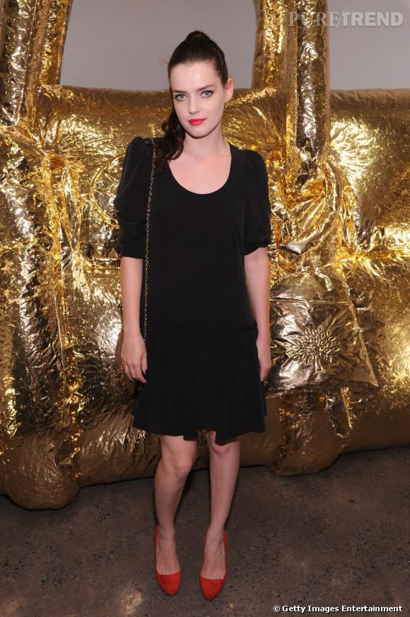 Style robe noire