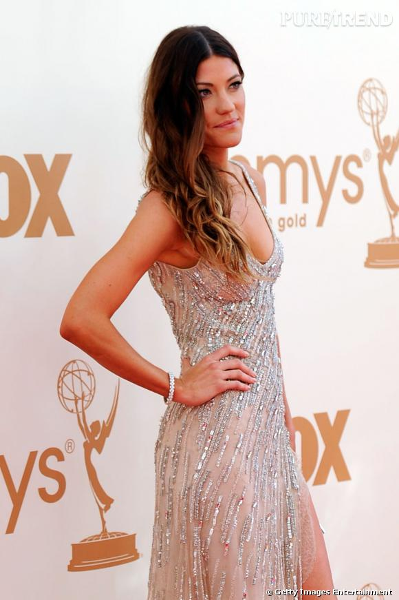 Jennifer Carpenter aux Emmy Awards 2011.