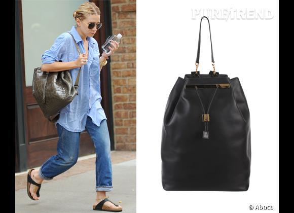 Wanted : les sacs The Row des soeurs Olsen !    Dernier it-bag de la collection, le sac à dos !