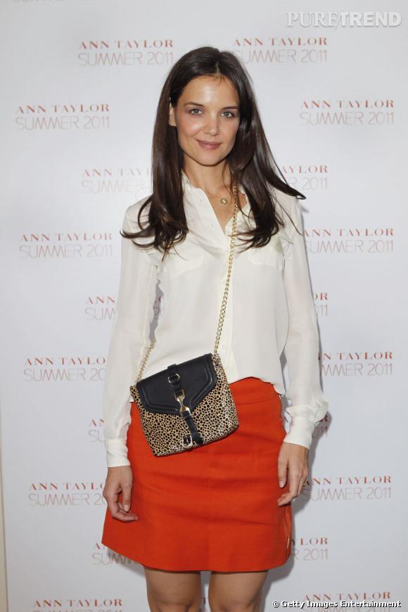 Une apparition digne de l'actrice qui mérite sa place parmi les actrices américaines les mieux habillées.