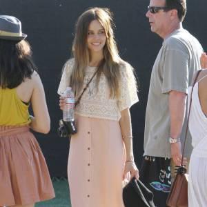 En 2009, le chanteur de 30 seconds to Mars craque pour un nouveau mannequin, la ravissante Australienne Isabel Lucas.