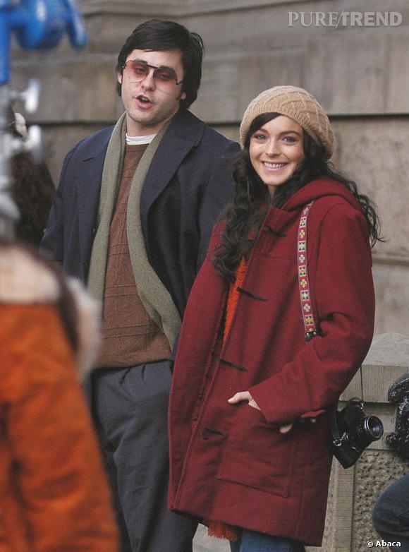 """En 2005, Jared partage l'affiche de """"Chapitre 27"""" avec Lindsay Lohan. Les médias rapportent qu'il partage aussi sa vie. Pour quelques semaines."""