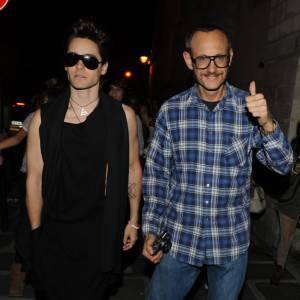 """Du côté des """"bromance"""" on mise sans hésiter sur Terry Richardson puisque les deux étaient inséparables lors de cette Fashion Week."""