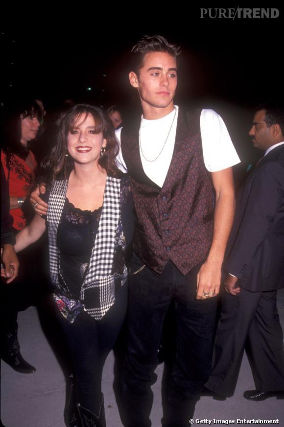 """Première petite amie déclarée pour Jared, l'actrice Soleil Moon Frye connue pour son rôle dans """"Sabrina, l'apprentie sorcière""""."""