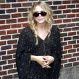 Même la charismatique Mary-Kate Olsen dévoile ses jambes.