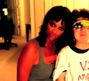 Le dossier du jour : Tyra Banks en duo avec Keenan Cahill