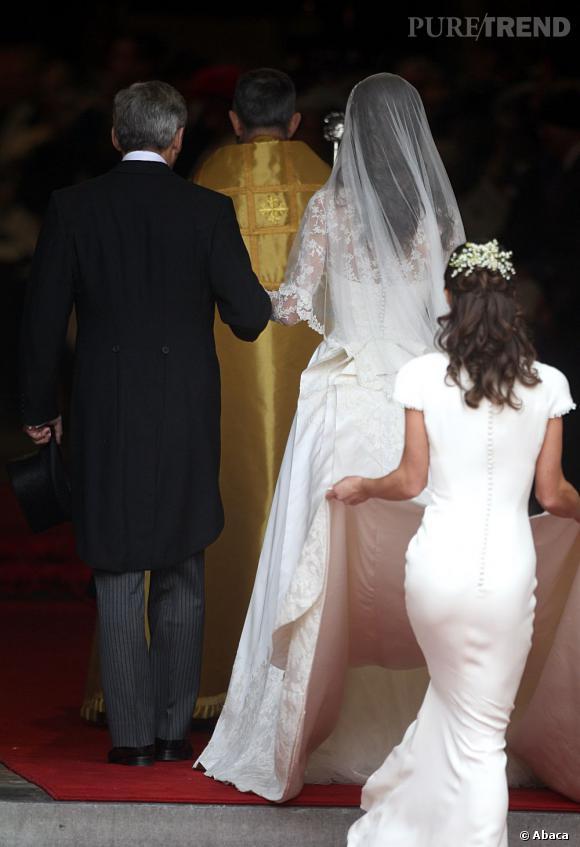 Pippa Middleton est devenue mondialement célèbre grâce à son derrière... Trop belle pour être honnête ?